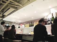 店内:カウンター席@オイスターバー・キャナルシティ博多・福岡