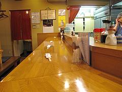 店内:カウンター席@ごはんや・たね田・白金