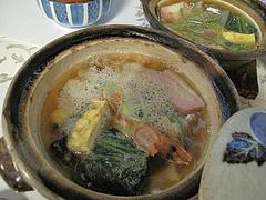 料理:雑煮@料亭きくしげ