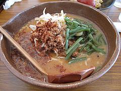 料理:信州味噌らーめん650円@蔵出し味噌・麺場・彰膳・東福岡店
