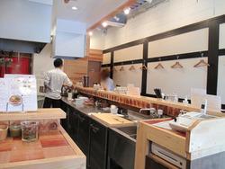 4店内@博多鶏麺