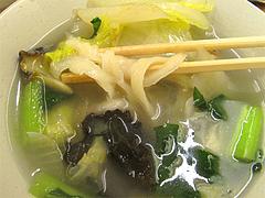 15夜:刀削麺@マルコキッチン・中華・天神
