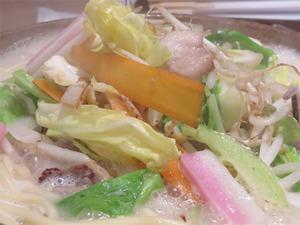 11ちゃんぽん野菜