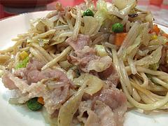 料理:皿うどん@中華・華山・大橋