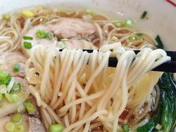 13サンゲタン麺@薬膳・天地礼心