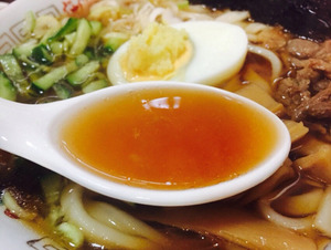 23ろうすう麺@白龍
