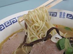 料理:からくちラーメン麺@勝龍軒・野間