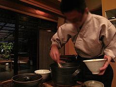 料理:土鍋の炊き込みご飯つぐ@僧伽小野・糸島