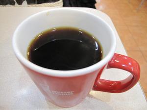 12コーヒー@ミスド西新