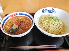 12ランチ:辛つけ麺850円300gひやもり@濃厚つけ麺・風雲丸・福岡鶴田店
