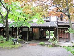 外観@鍵屋・亀の井別荘・湯布院