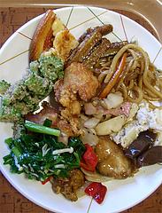 5ランチ:バイキング1@JAにじ・耳納の里・バイキングレストラン夢キッチン