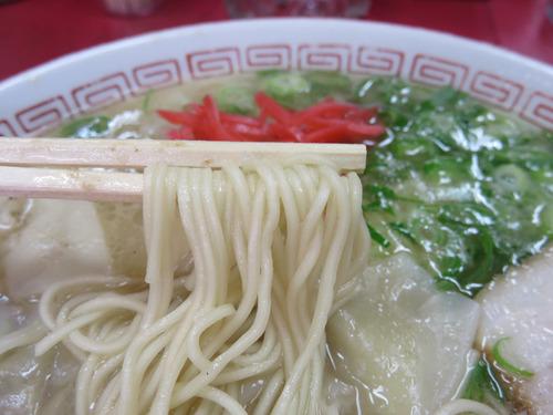 7チャーシューメン麺