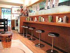 店内:カウンター@台湾料理・点心楼・台北・清川