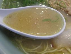 ランチ:カレーラーメンスープ@ラーメン・まるきん亭・木の葉モール