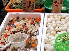 野菜・がめ煮材料@年末の柳橋連合市場・福岡2010