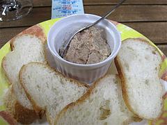 料理:豚のリエット300円@ワイン角打ち・赤木酒店・大橋