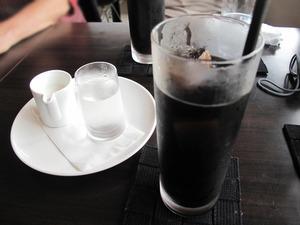 12アイスコーヒー@ワンパーク大濠