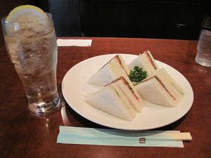 11野菜サンド@横浜ハイボール