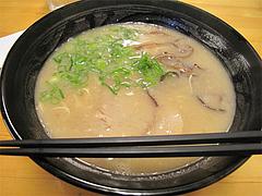料理:ラーメン450円@麺工房はいど・博多区・吉塚