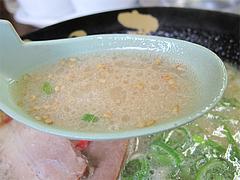 料理:らーめんスープ@らーめんず倶楽部げんき