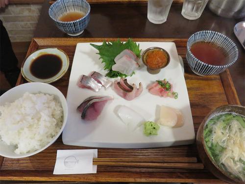 【福岡】居心地よい空間で上質なお魚定食ランチ♪@ごはんや 飯すけ