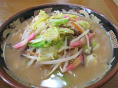 料理:チャンポン600円@長浜ラーメン・みっちゃん