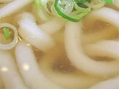 料理:かけうどんのお出汁@うどん小麦冶・春日岡本店