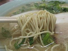 10ランチ:ラーメン麺@一心亭・干隈店
