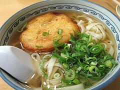 料理:丸天うどん450円@博多川端うどん・住吉