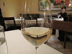 8ランチ:グラスワイン白@イタリアンレストラン・天神・西鉄グランドホテル・マンジャーモ