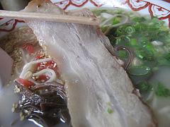 7ランチ:ラーメンチャーシュー@中華料理・龍園・薬院