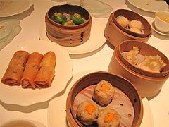 料理:人気点心@CHINA(チャイナ)・グランドハイアット福岡・キャナルシティ博多