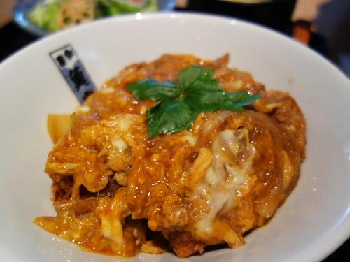 【福岡】上質な魚定食店の肉丼定食♪@田中田式海鮮食堂 魚忠
