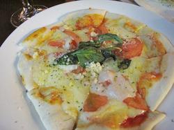 11フルーツトマトのレターレピッツァ@レターレ