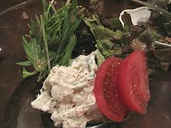 6バー:ポテトサラダ@イタリアン・ワインバー・SUGIYA(スギヤ)・赤坂