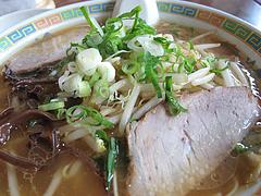 料理:もやしラーメン590円@横綱ラーメン・福重