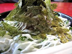 15ランチ:肉味噌マヨネーズごはんアップ@麺や・金の豚・ラーメン・野方
