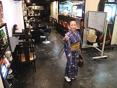 店内@カフェ&バーGEPPO(ゲッポ)・白金玄歩