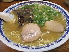 料理:ラーメン500円@トキハラーメン・天神