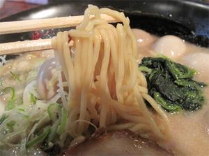 8中太ちぢれ麺+30円@海豚や西新