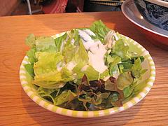 料理:Bセットサラダ@ラーメンまんぼ亭・赤坂