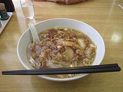 6ランチ:湯麺(特製ラーメン)500円@にい好(ニイハオ)朋友・六本松