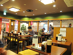 店内@大明坦々麺・博多デイトス店麺街道