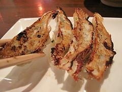 17ランチ:セットの餃子@ラーメン・麺やダイニング・こもんど