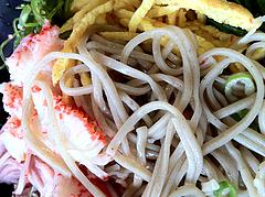 ランチ:冷麺そば麺@鳴門うどん・久留米・山川