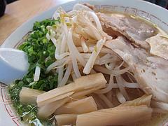 料理:もやしラーメン550円@、、(てんてん)ラーメン・井尻