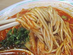料理:【期間限定】激辛ラーメン麺@博多龍々軒・博多駅前本店
