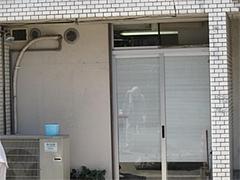 入り口@ラーメン元気一杯!!博多区呉服町
