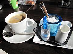 ランチ:ホットコーヒー@ドッグカフェレストラン・ワンパーク大濠店